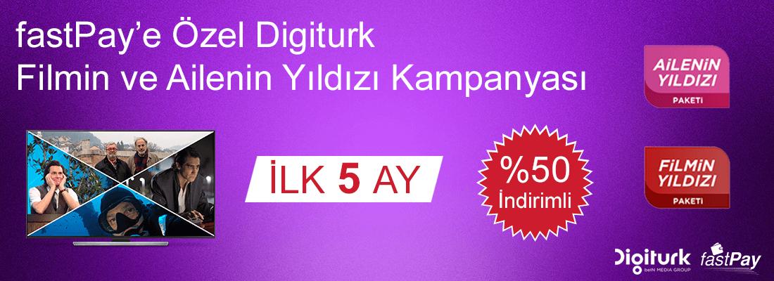 İlk 5 Ay %50 İndirim + 1 Ay Süper Lig Hediye!