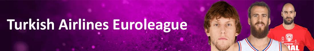 Euroleague Haftanın Maçları