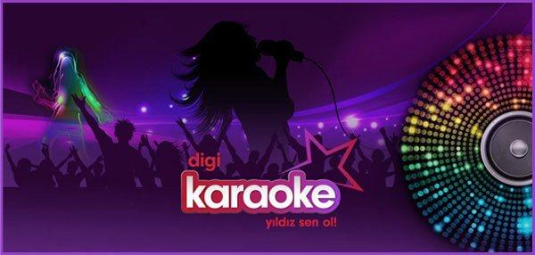 Digiturk Karaoke Şarıkları, Şarkı Listesi