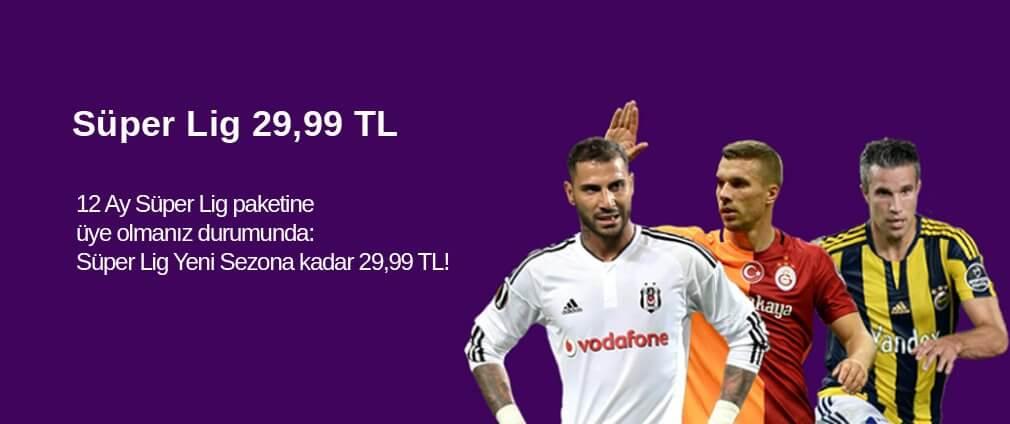 Digiturk ve Lig TV Kampanyası