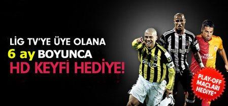 Lig TV HD Hediye Kampanyası