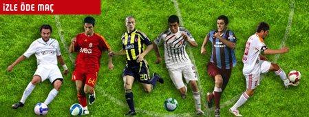 Lig TV Tek Maç Satın alma, İzle Öde Maç