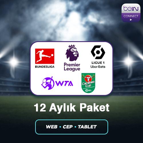 Spor Extra+ 12 Aylık Paket (Web, Cep, Tablet)