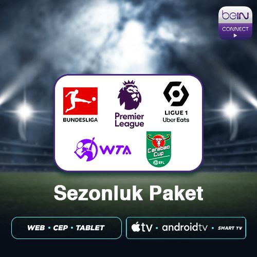 Spor Extra+ Sezonluk Paket (Web, Cep, Tablet, Smart TV)