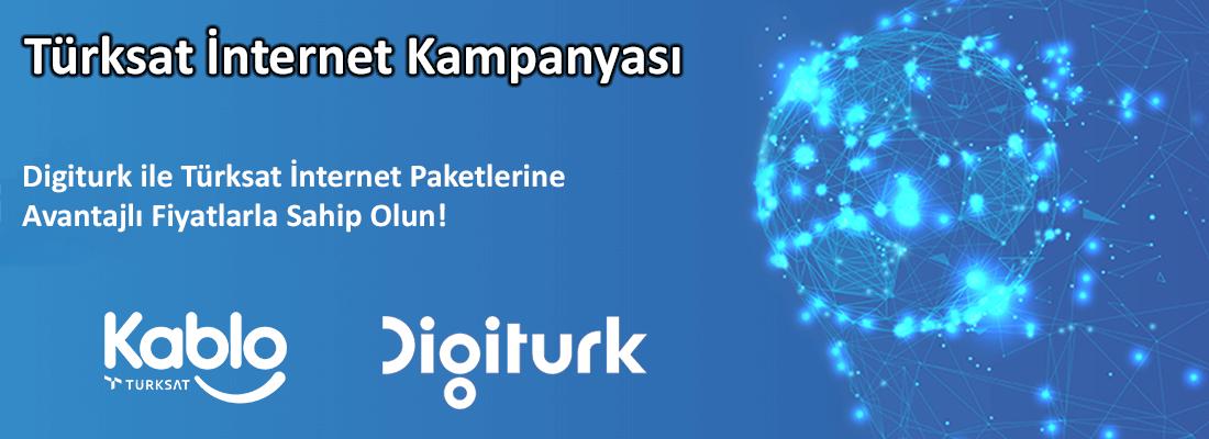 Türksat Kablonet Digiturk Kampanyası