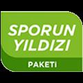 Turksat Sporun Yıldızı Paketi
