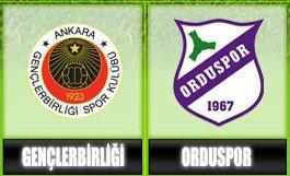 Orduspor - Gençlerbirliği - Lig TV Canlı İzle