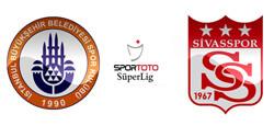 Sivasspor İstanbul BŞB - Lig TV Canlı Maç İzle