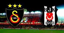 Galatasaray Beşiktaş - Lig TV Canlı İzle