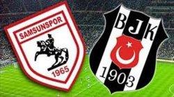 Beşiktaş Samsunspor - Lig TV Canlı Maç İzle