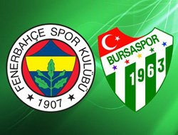 Fenerbahçe Bursaspor - Lig TV Canlı İzle