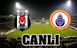 İstanbul BŞB Beşiktaş - Lig TV Canlı İzle