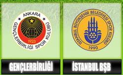 İstanbul BŞB Gençlerbirliği - Lig TV Canlı Maç İzle