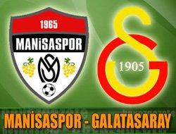 Manisaspor Galatasaray - Lig TV Canlı Maç İzle