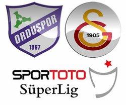 Galatasaray Orduspor - Lig TV Canlı Maç İzle