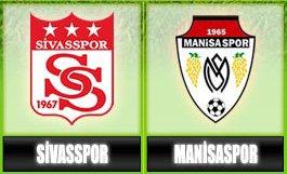 Manisaspor Sivasspor - Lig TV Canlı İzle