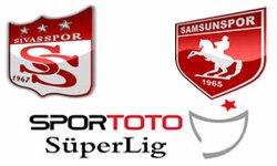 Samsunspor Sivasspor - Lig TV Canlı Maç İzle
